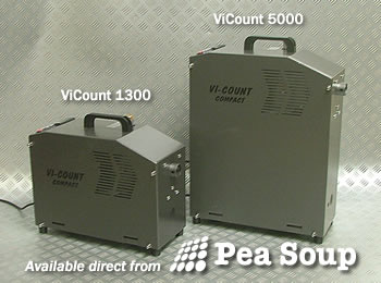 ViCount Compact oil based smoke generator